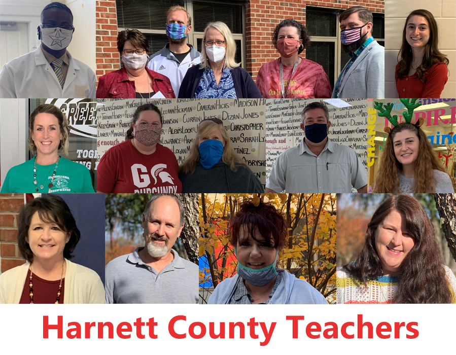 Harnett County Teachers