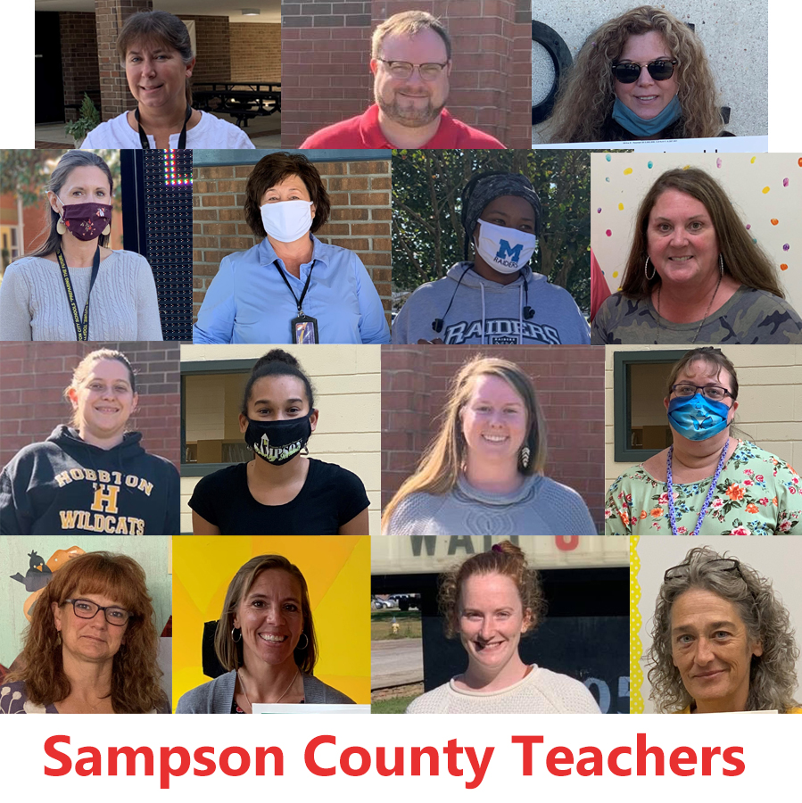 Sampson County Teachers